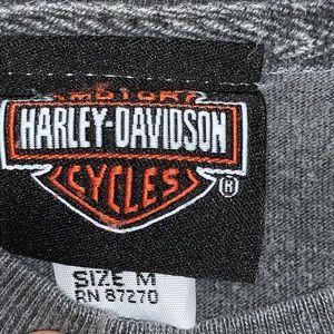 Harley-Davidson Shirts - Harley Davidson 2009 Korea Dragon Graphic Rare Vtg
